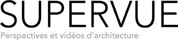 Perspectives et vidéos d'architecture