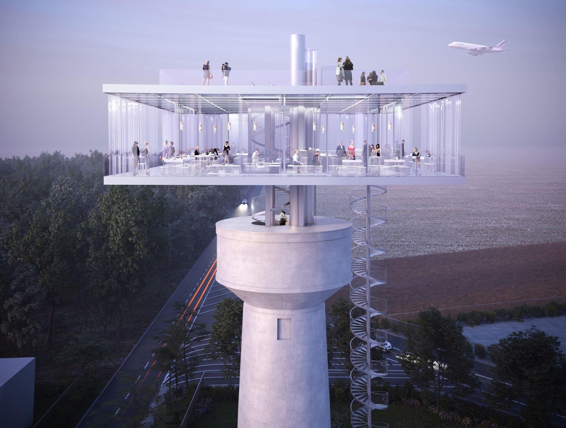 Supervue duron architecture eqt restaurant panoramique Medium