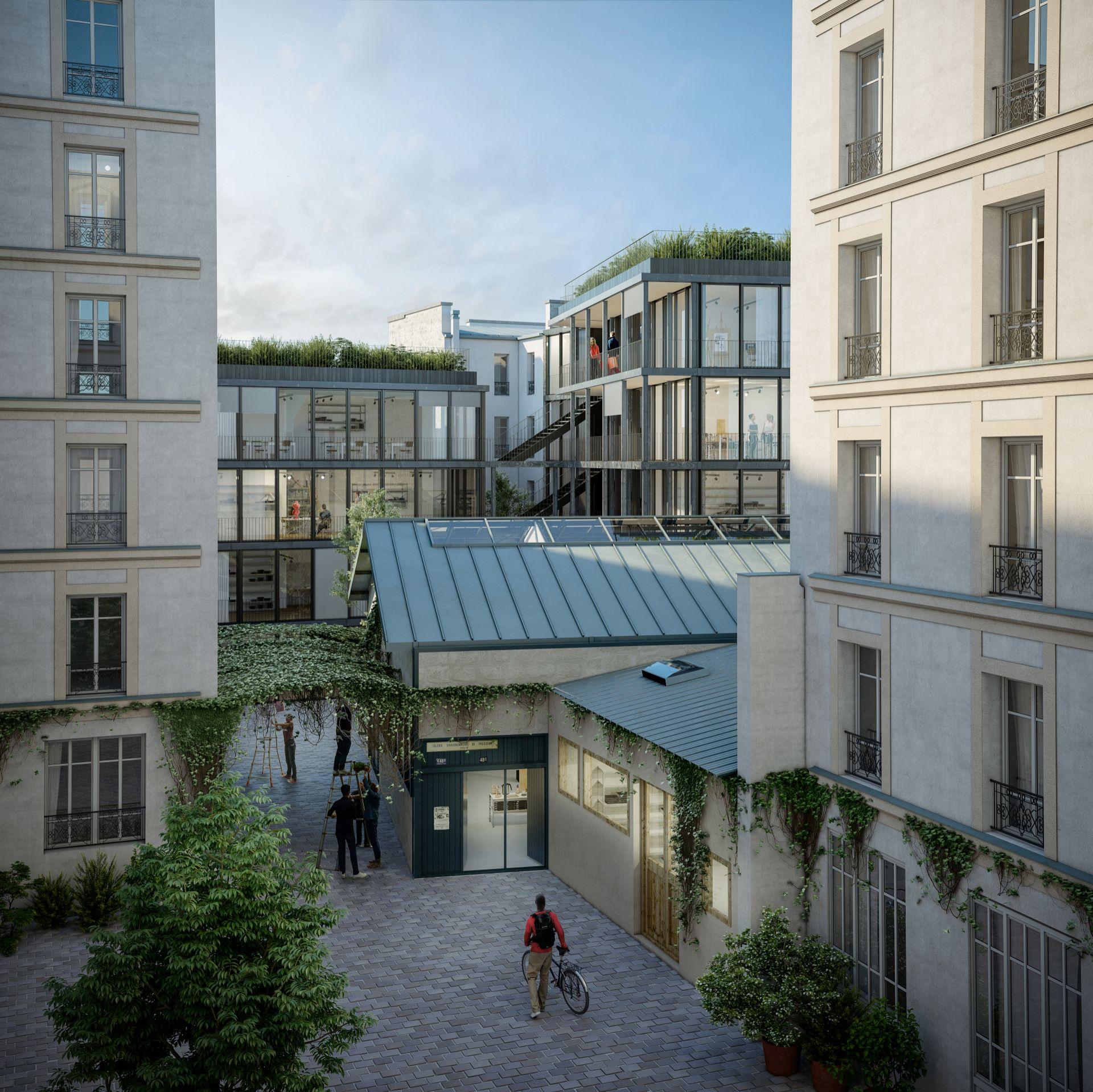 Supervue la architectures eqt pepiniere artisanale rue bisson cMedium