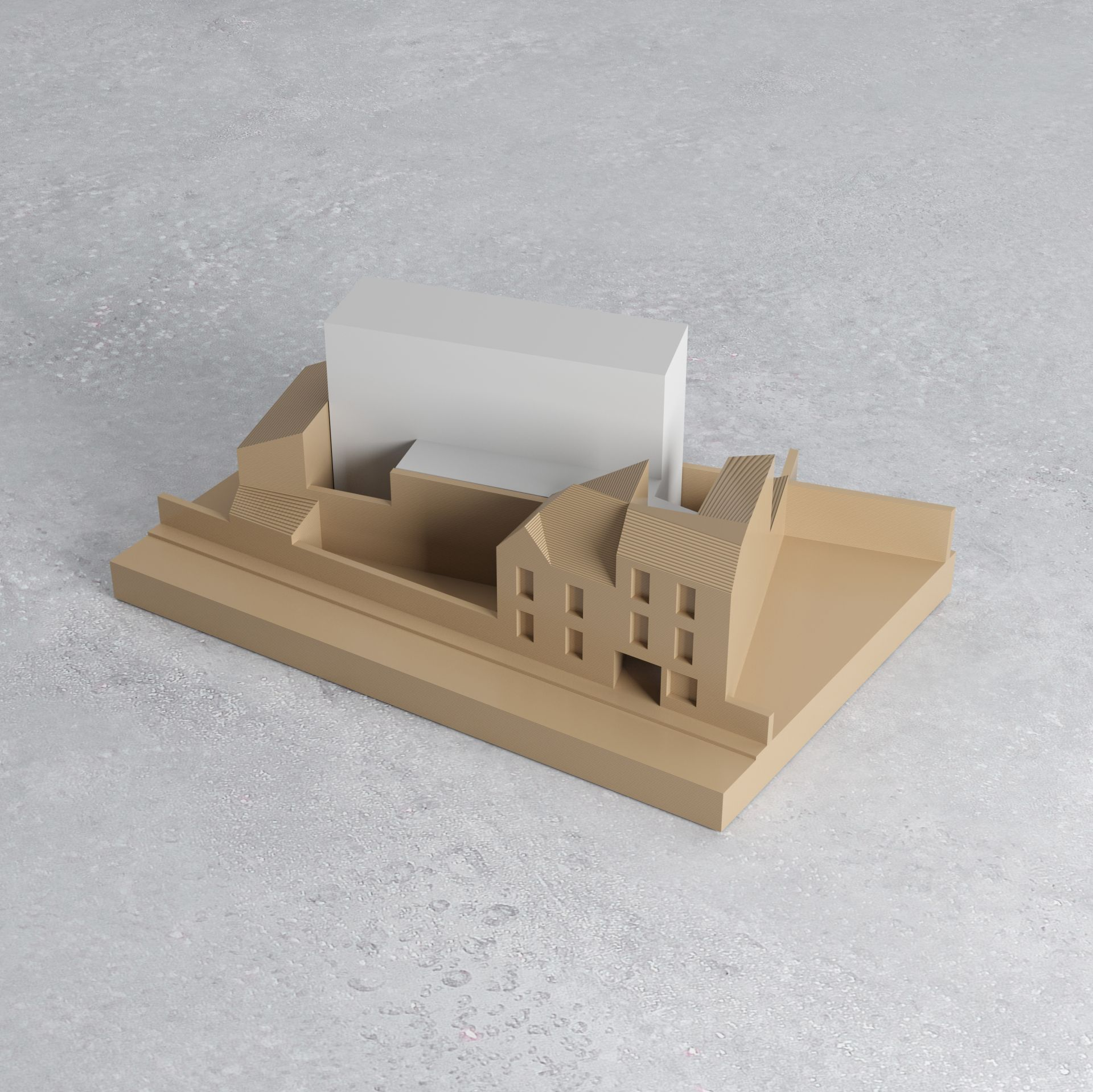 Supervue la architecture musee musee paul bert a putaux Medium