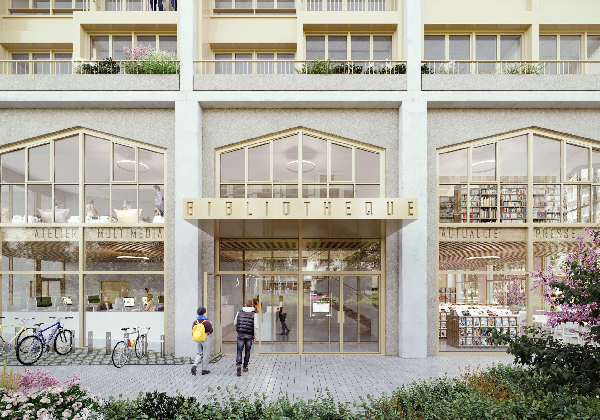Supervue la architecture eqt zac paul bourget Medium