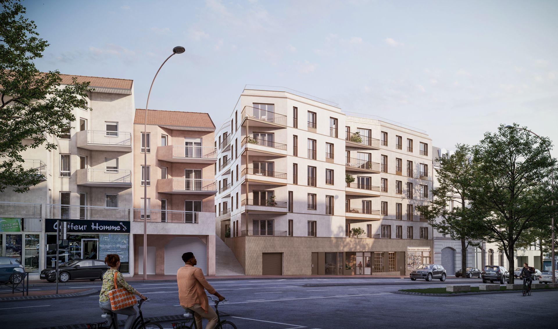 Supervue la architectures lgt logements a chaville cMedium