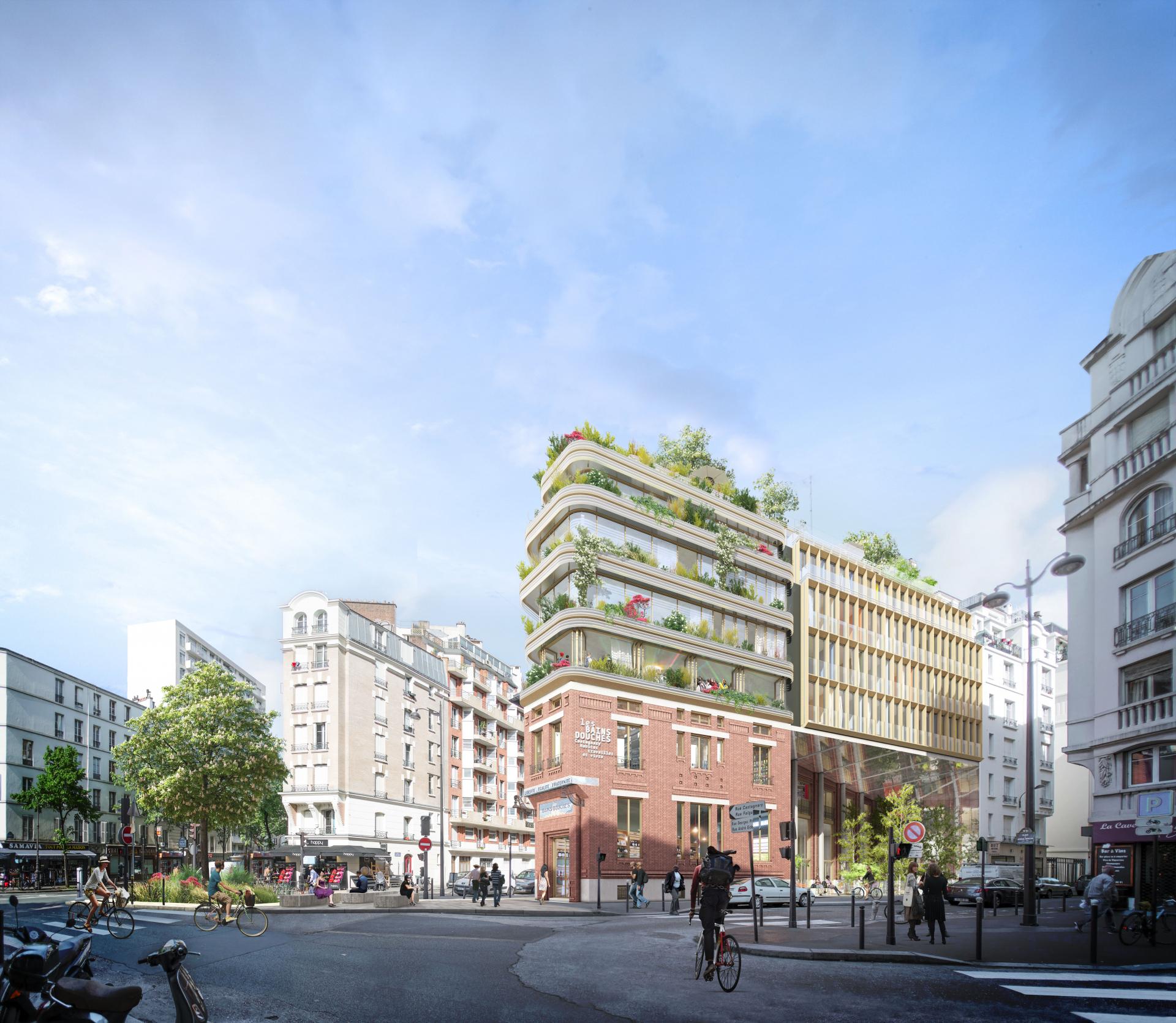 Supervue alexandre horde architectes et laurent blondeau lgt reinventer paris Medium
